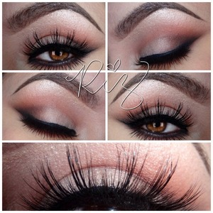 Visit my Instagram for details @makeupbyriz ❤️