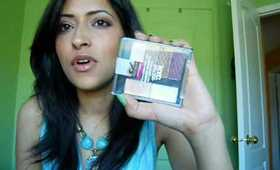 Review on NYC custom compact in brown eyes