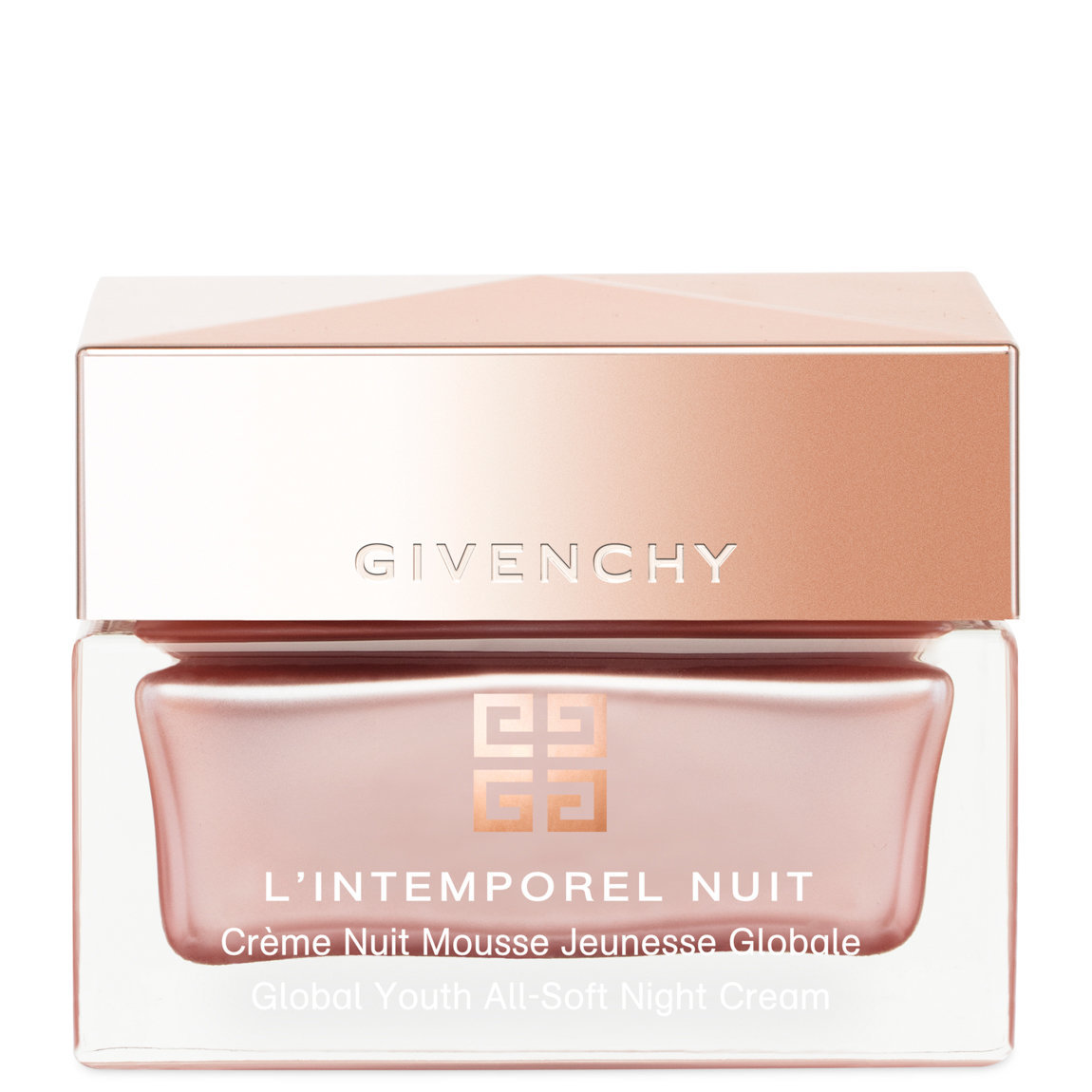 Givenchy L'Intemporel All-Soft Night Cream alternative view 1 - product swatch.