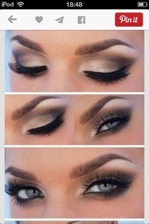 Dress For Formal Eye Makeup Looks