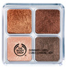 The Body Shop Shimmer Cubes Palette 06 CHOCOLATE/BROWN
