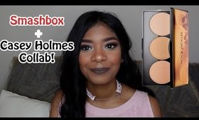 Smashbox + Casey Holmes Spotlight Palette Review || Zaji-Kali