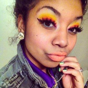 My eyes has sugarpill pro palette colors lips chacha lip tar