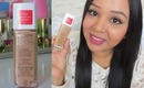 New Revlon Nearly Naked Foundation Review & Demo!