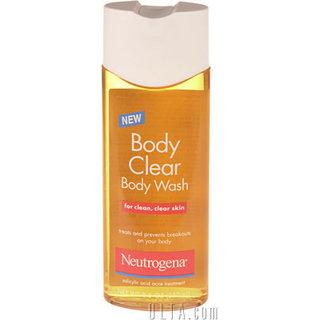 Neutrogena Body Wash