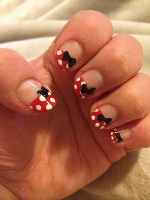 To cute! I used Sally Hansen Nail polishes they are great!