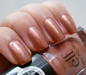 full swatches/review: http://www.beautybykrystal.com/2012/12/new-elf-nail-polish-in-copper-at-target.html exclusively found at Target stores right now!