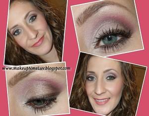 Pink / Brown Everyday Look