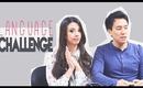 Language Challenge with Boyfriend! Portuguese x Korean