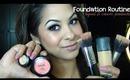 Foundation Routine: Liquid & Cream Products