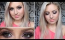 Chit Chat First Impression Video! ♡ Asian Makeup, Glittery Dramatic Eyes