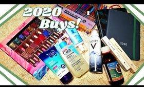 2020 Beauty, Skin Care, Stationery!