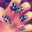 Sophisticated nail design