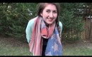 How To Make An American Flag Scarf (Free People DIY)