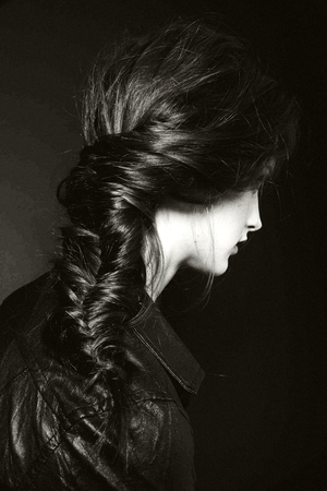 Large Fishtail Braid