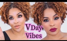 Sexy Vibes | Valentines Day Makeup Look