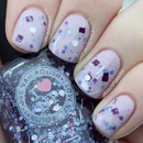 Purple Stuff by I Love Nail Polish