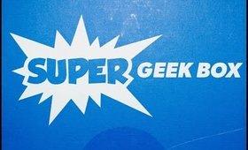 Super Geek Box January 2016