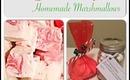Vlogmas Day 15 - DIY Homemade Peppermint Marshmallows