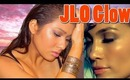 "JLO ""I'm Into You"" Dewy Glow Inspired Tutorial"