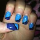 nails at the mo ;) BLUE