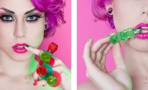 Model: Miranda Chase Photographer: Brett Loie Photography  Makeup: Brieanne Monique (Bella Artistry)