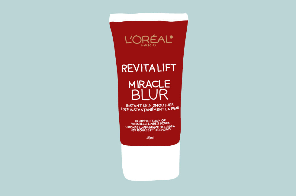 Makeup Primers: L'Oreal Miracle Blur