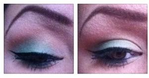 my Easter makeup