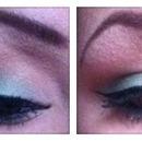 Easter makeup!