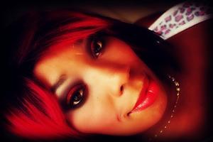 Ah red  sugarpill Love plus and matte black