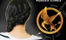 Katniss Everdeen's Dutch Braid in Hunger Games