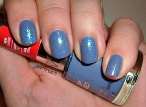 Revlon Modern Grace and Finger Paints Motley