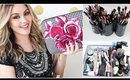 What's In My Travel Makeup Bag   Pack With Me