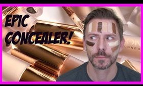 TESTED! ICONIC LONDON SEAMLESS CONCEALER