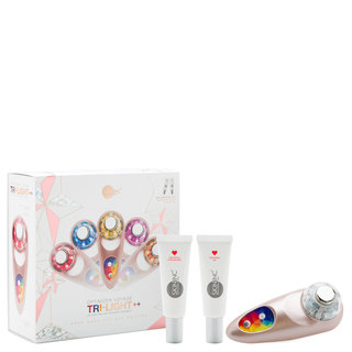 Holiday Le Optimizer Voyage Tri-Light++ Rose Gold Kit