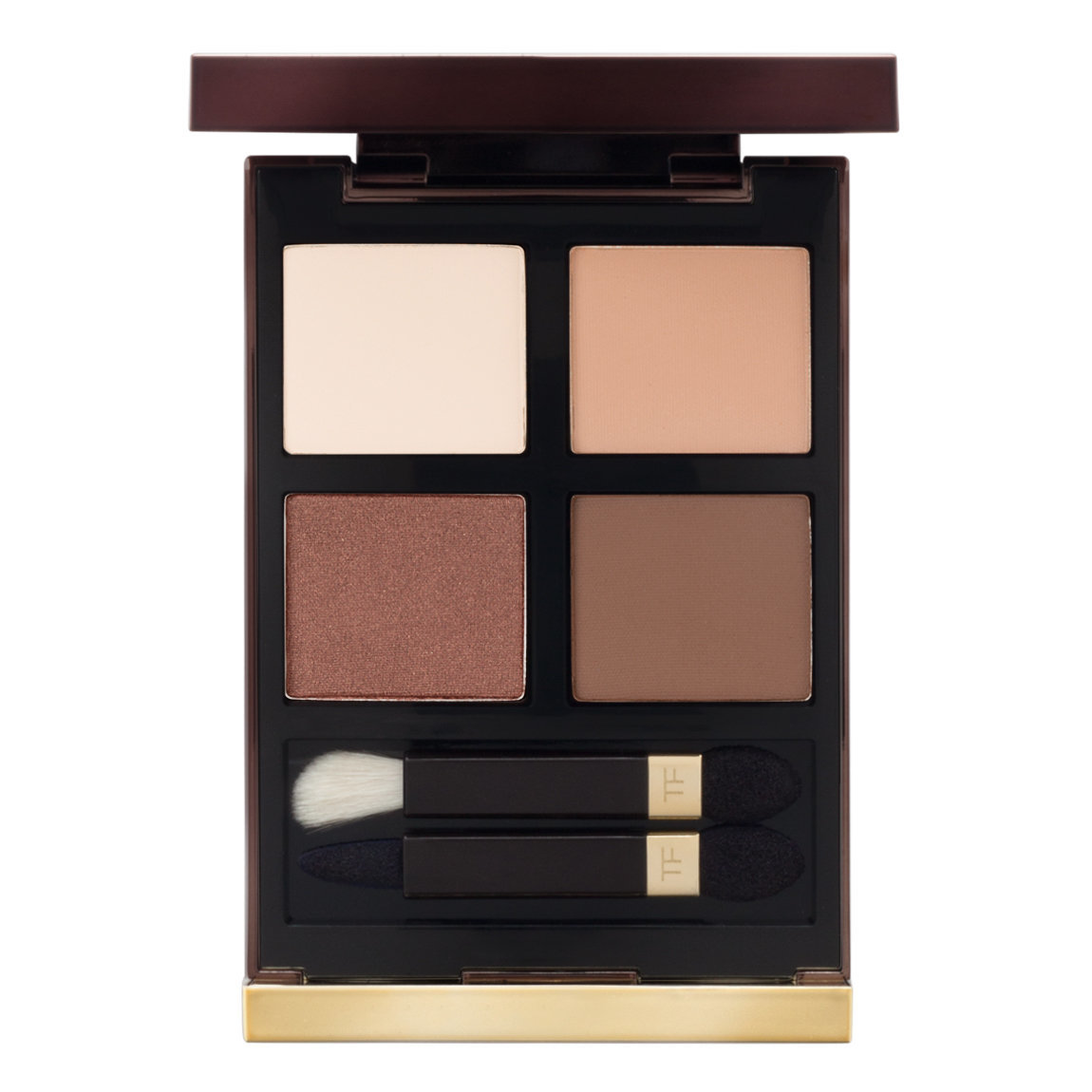 TOM FORD Eye Quad Cocoa Mirage product smear.