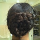 Katniss's Reaping Hairstyle