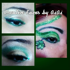 St patricks day from simple to complicated