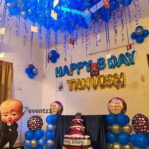 Get decor services like balloon decoration, flower decoration, party planning and event decor under one roof at reasonable prices here. To hireaballoon decorator in Lucknow, go to this website. https://www.7eventzz.com/lucknow