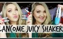 NEW LANCOME JUICY SHAKERS | REVIEW + SWATCHES