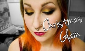 TUTORIAL; Christmas Glam