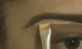 How to fill in eyebrows part 2