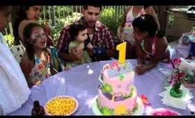 Mia's One-derful 1st Birthday Party