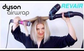 🤑DYSON AIRWRAP vs REVAIR Hair Dryers 🤑