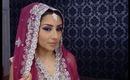 Tutorial Indian Pakistani engagement bridal ft coastal scents n Mac C5