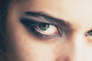 forever 21 - smokey palette - eye