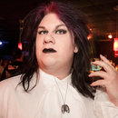 Goth 101 Makeup look