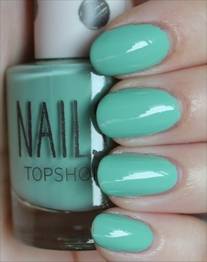 See more swatches & my review here: http://www.swatchandlearn.com/topshop-gone-fishing-swatches-review/