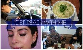 Get Ready With Me | Comida con Amigas | Pampus173