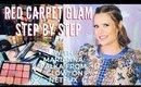 Spring Makeup Tips | Celebrity Red Carpet Glam Step By Step Part 1 | mathias4makeup
